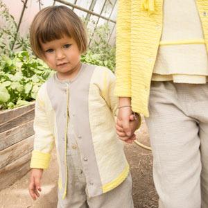 Macarons Kinderkleidung