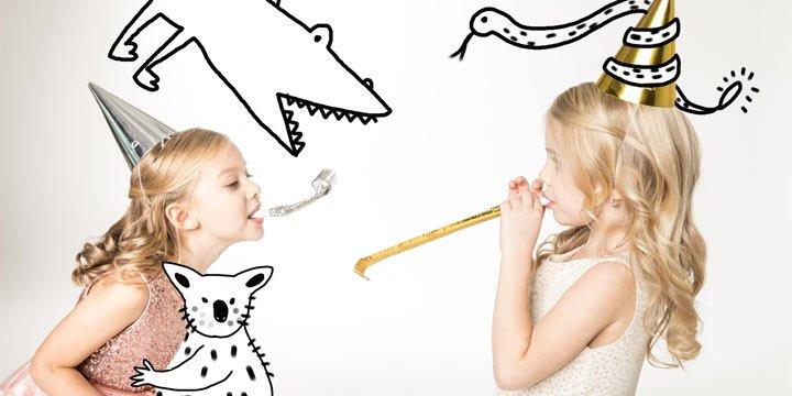 So wird der Kindergeburtstag ein Erfolg: Die richtige Planung macht die kleinen Gäste froh