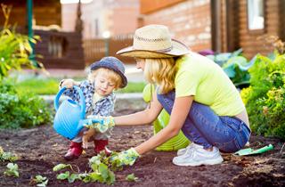 Nachhaltige Erziehung