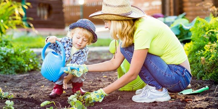 Wie erzieht man Kinder nachhaltig?