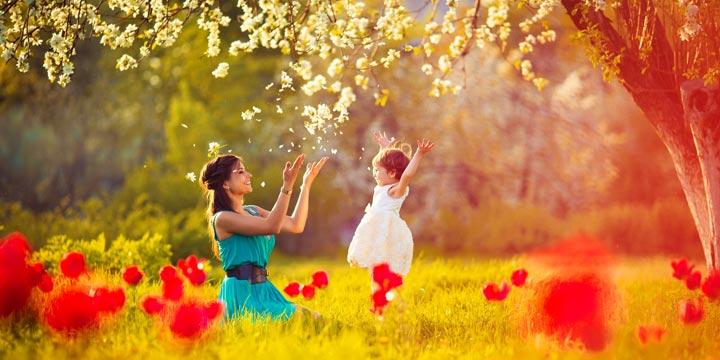 Geschenk zum Muttertag: die besten nachhaltigen Muttertagsgeschenke