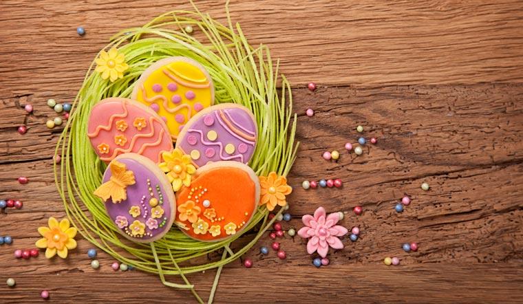 Ostern ohne Eier ? geht das? Ja, es ist möglich!