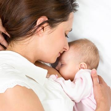 So versorgen Sie Ihr Baby ganz natürlich