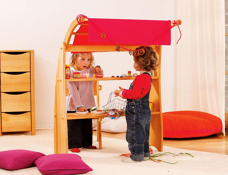 Plastikfreie Spielalternativen für die Kleinsten