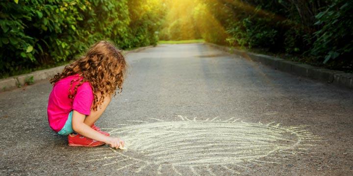 Straßenkreide im Test: Harmlos oder gefährlich?