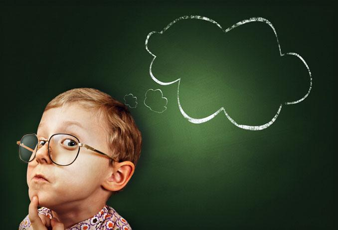 Wenn Kinder fragen, kann es schnell unbequem werden © Solovyova (iStock/thinkstockphotos)