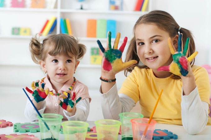 Art N Craft For Toddlers