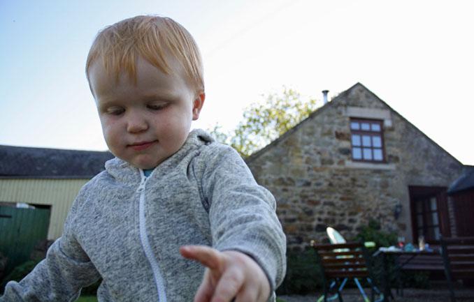 Dieses Jahr Urlaub mit den Kindern doch lieber auf dem Bauernhof machen? © John Kelly