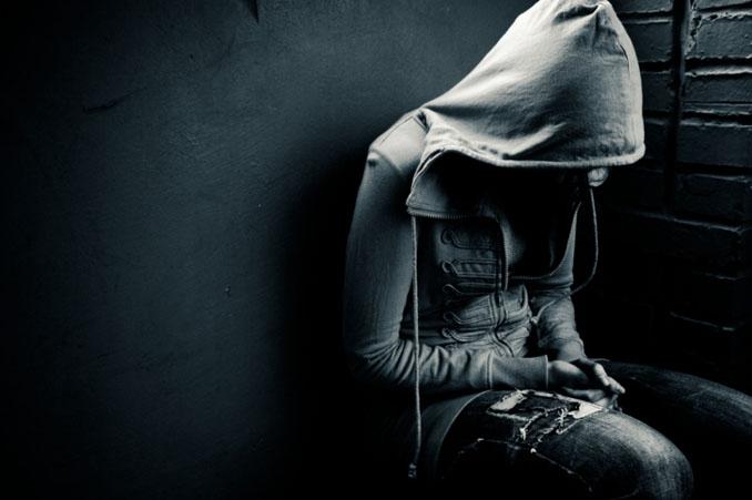 Leere und Dunkelheit zugleich. Doch eine Depression empfindet jeder Mensch anders. ©iStockphoto