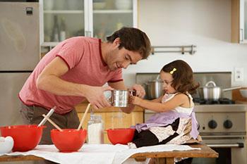 kochen alles spass macht: