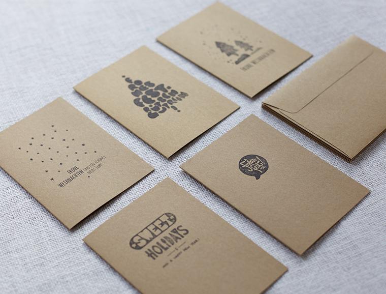 weihnachtskarte aus gr ner produktion die nachhaltigen weihnachtsgr e. Black Bedroom Furniture Sets. Home Design Ideas
