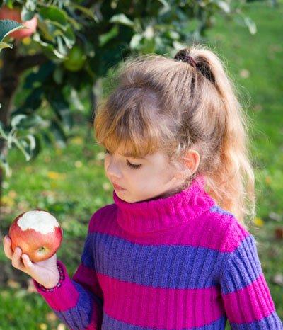 Wie ernähre ich mein Kind gesund?