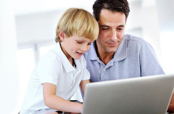 Kinder und Internetnutzung: Wie lange und wie oft?