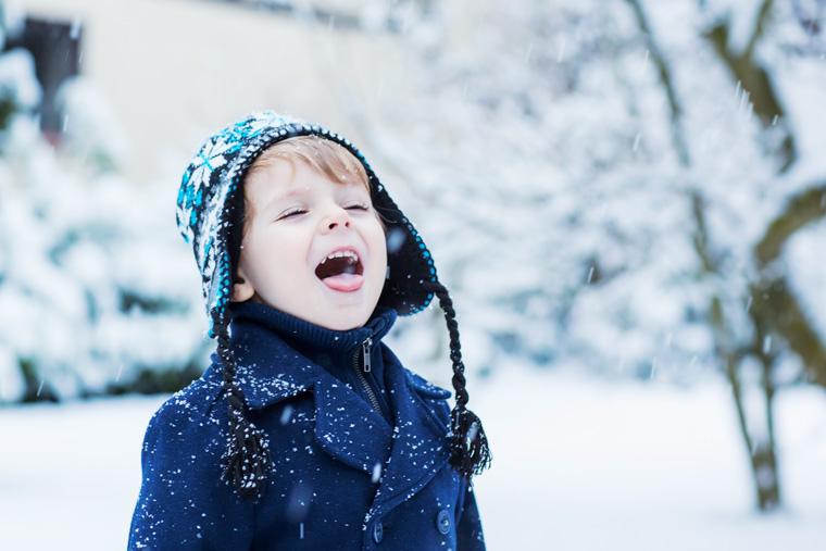 Kinderhaut im Winter: Die besten Tipps für eine natürlich Hautpflege