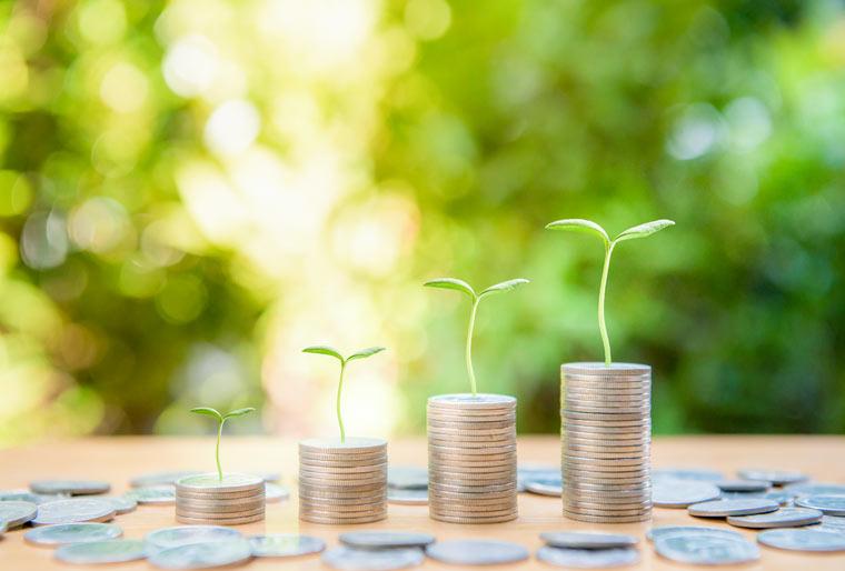 Nachhaltige Geldinstitute