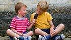 Teilen: Wie bringe ich das meinem Kind bei?
