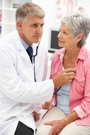 Die Vorsorgeuntersuchungen beim Arzt sind gut und wichtig ©iStockphoto