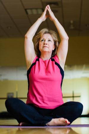 Yoga sorgt für Entspannung und das Wohlbefinden ©iStockphoto
