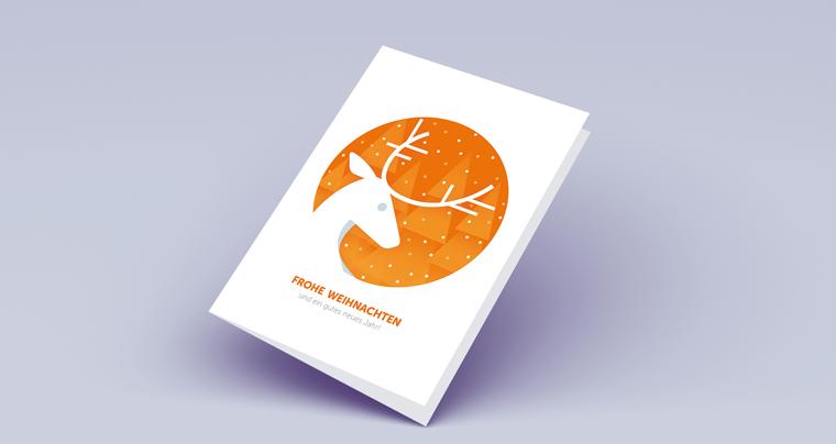 Der Unterschied zwischen herkömmlichen Weihnachtskarten und den Eco-Weihnachtskarten liegt hauptsächlich im Druck und in der Papierwahl.