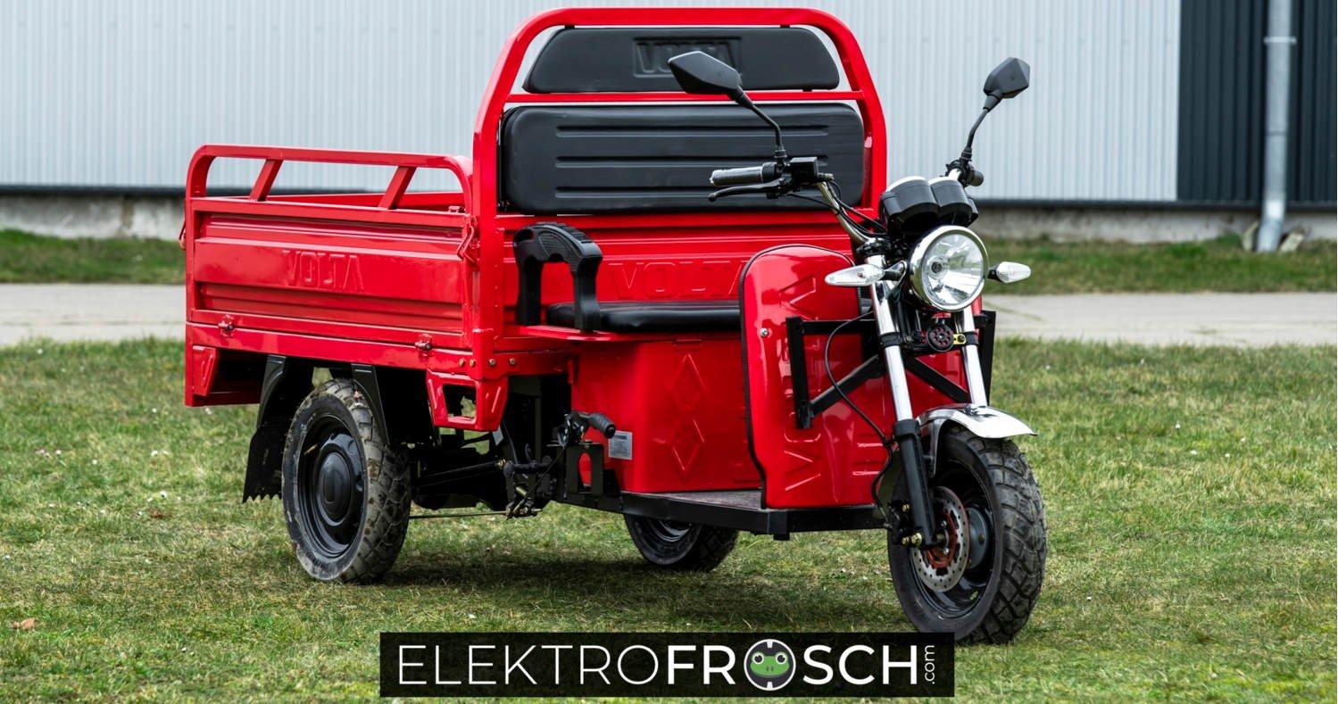 Elektrofrosch - Bezahlbare und nachhaltige Elektromobilität