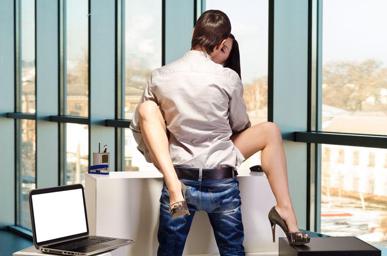 Bezahlter Sex in der Mittagspause