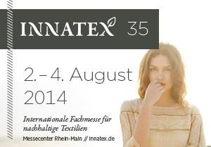 Die INNATEX findet in Hofheim/Wallau statt. © INNATEX