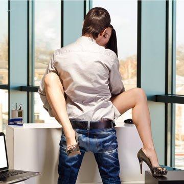 Bezahlter Sex in der Mittagspause?!
