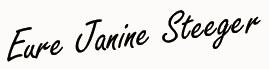 Eure Janine Steeger