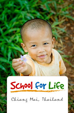 School for Life - Chiang Mai ©School for life