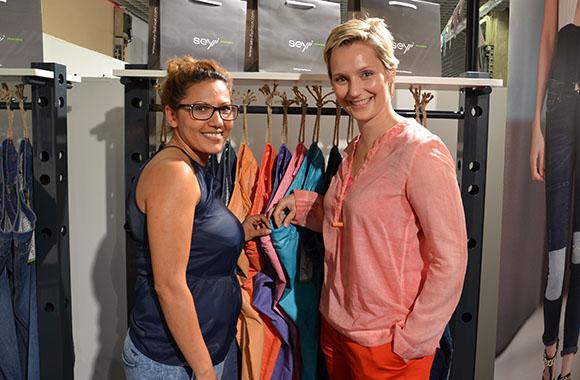 Janine Steeger: Personal Shopper für nachhaltige Mode!