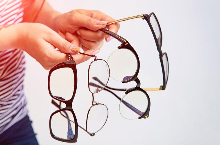 Nachhaltige Brillen im Trend