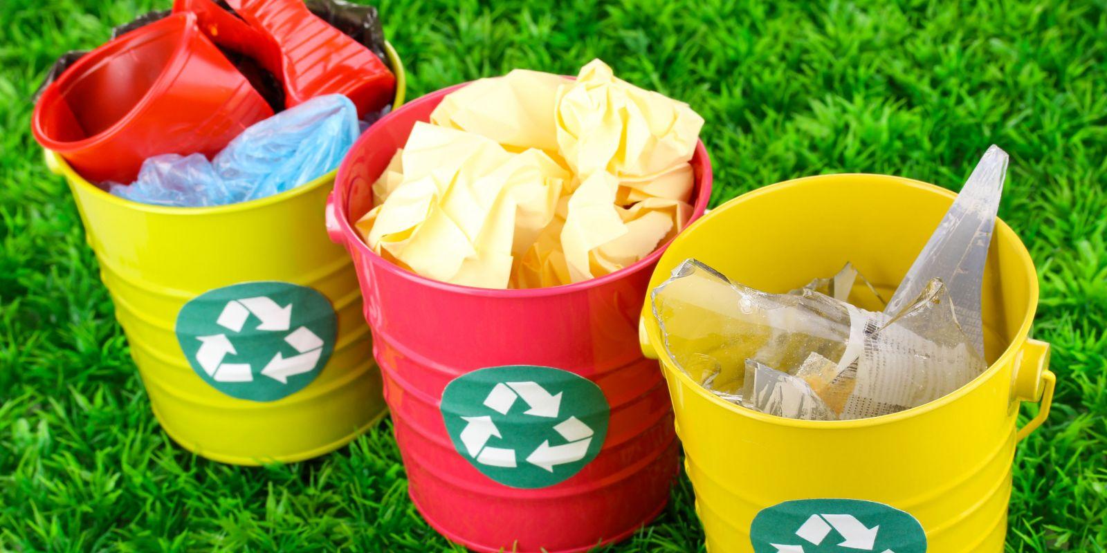 So funktioniert das wichtige Recyclingsystem