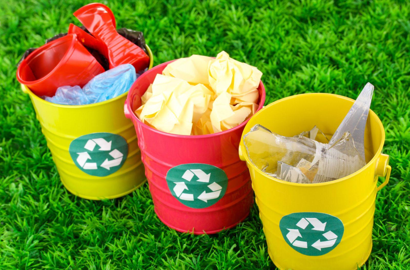 Recyclingsystem in Deutschland