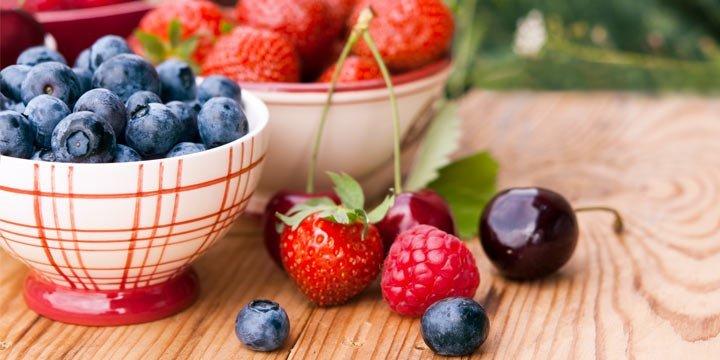 Beeren und Kirschen machen gesund & fit: Unsere besten Beeren Rezepte