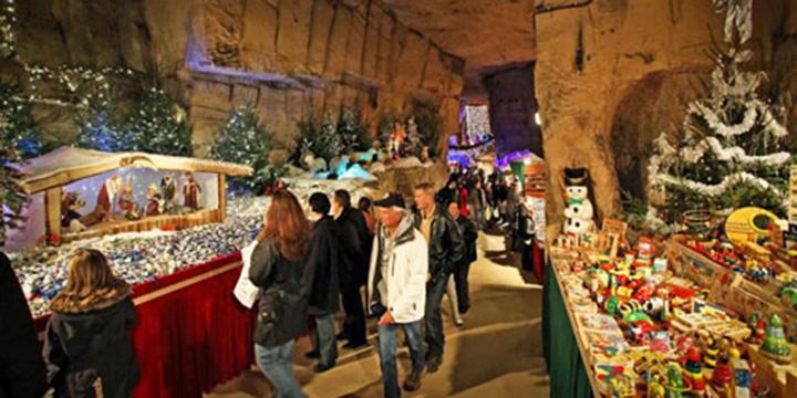 Die etwas anderen Weihnachtsmärkte