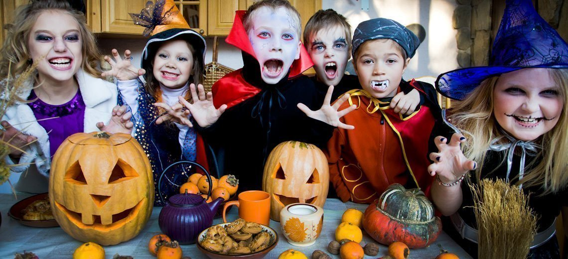 Halloween Special: Kostüme, Schminke, Kürbis und Rezepte