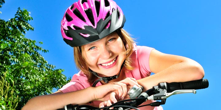 Infos und Tipps rund um den Fahrradhelm in unserem Helmspecial