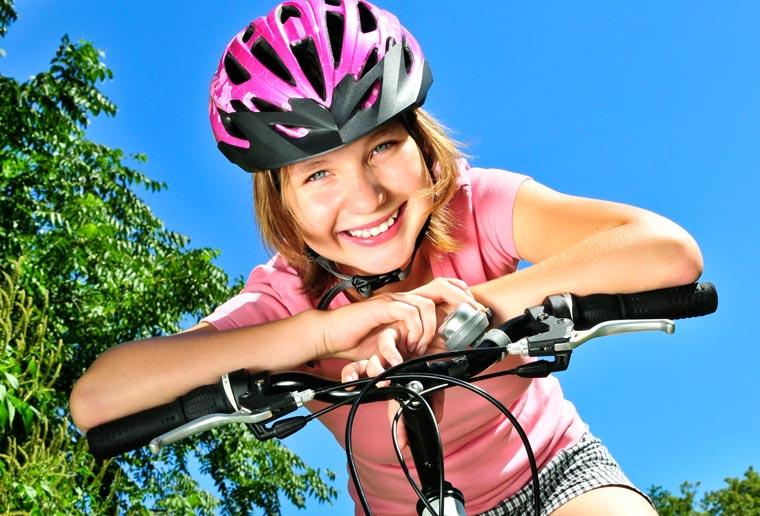 Alle Infos rund um den Fahrradhelm: Typen & Kategorien, Helme für Damen, Kinder und Herren