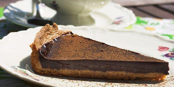 Vegane Sünde: Schoko-loko-tarte