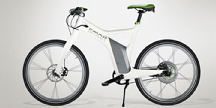 Smart ebike: das erste Elektrorad aus dem Hause Daimler