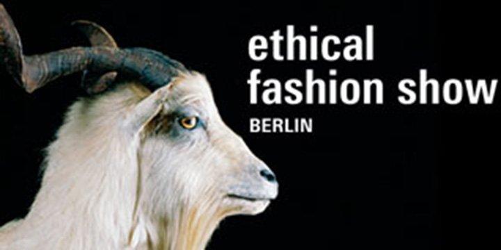 Grüne Modehighlights: Das Programm des Greenshowrooms und der Ethical Fashion Show