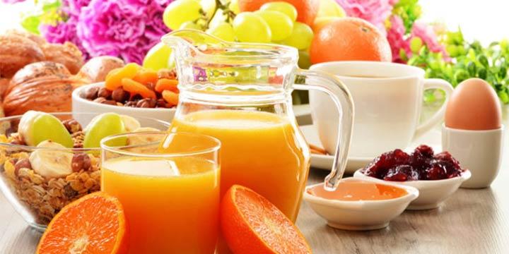 Basisch oder vegan frühstücken – eine kleine Rezeptmischung