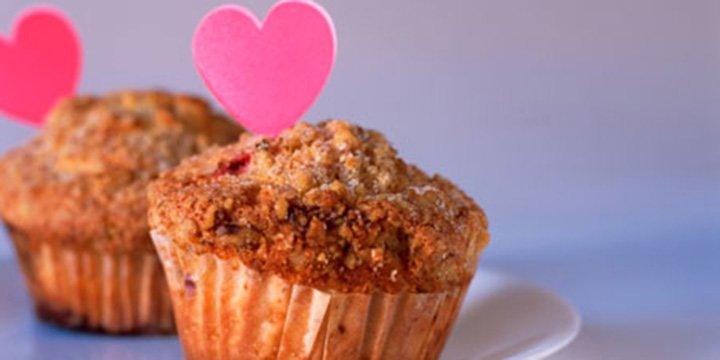 Zu Muttertag backen: Auch Nichtbäckern gelingen diese Muffins