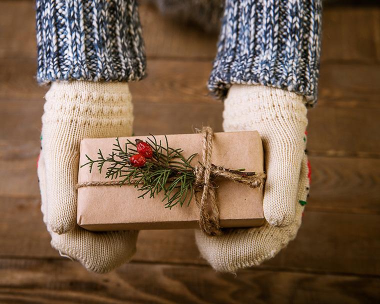 Umweltfreundlich Geschenke verpacken leicht gemacht