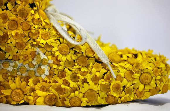 Blumen Sneaker