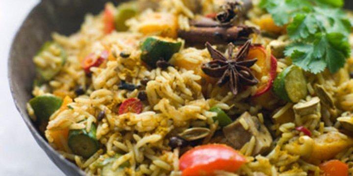Basisch, lecker leicht: Gemüse-Risotto