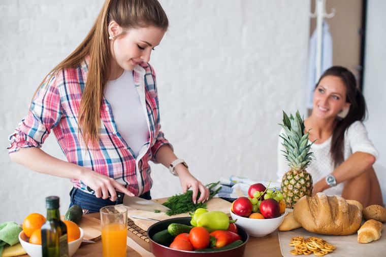 Tipps fuer ein veganes Leben