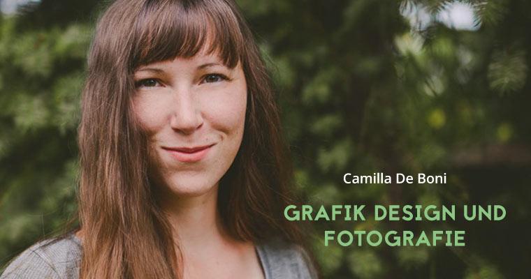 Camilla De Boni – Grafik Design & Fotografie