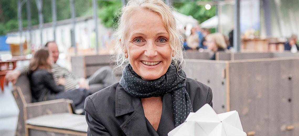 Eva Danneberg - Geschäftsführerin der Werkhaus GmbH