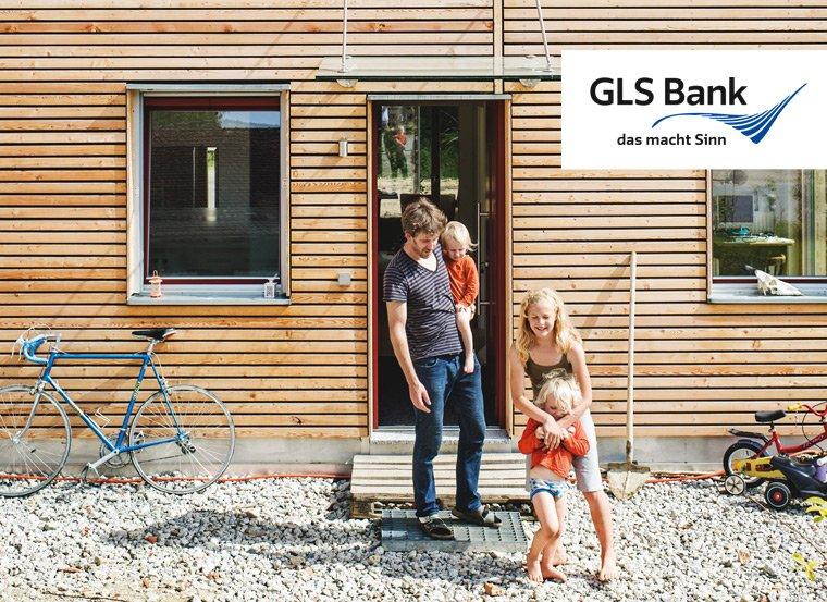 GLS Bank ? Geld ist für die Menschen da